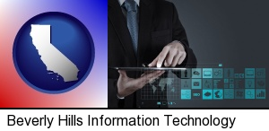 Beverly Hills, California - information technology concepts