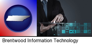 Brentwood, Tennessee - information technology concepts