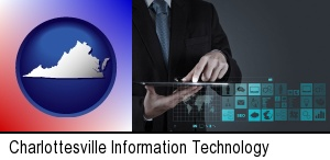information technology concepts in Charlottesville, VA