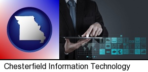 Chesterfield, Missouri - information technology concepts