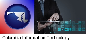 Columbia, Maryland - information technology concepts