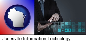 information technology concepts in Janesville, WI