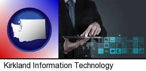 Kirkland, Washington - information technology concepts