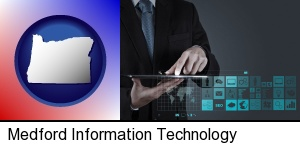 Medford, Oregon - information technology concepts