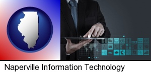 information technology concepts in Naperville, IL