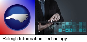 information technology concepts in Raleigh, NC