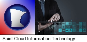 information technology concepts in Saint Cloud, MN