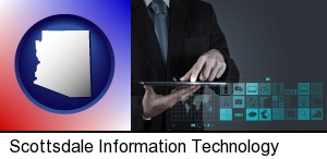 Scottsdale, Arizona - information technology concepts