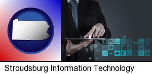 information technology concepts in Stroudsburg, PA