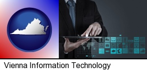 Vienna, Virginia - information technology concepts