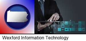 Wexford, Pennsylvania - information technology concepts